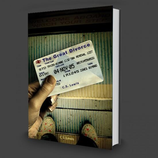 Great Divorce Book Cover Design