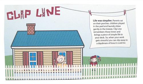 Clip Line - Back