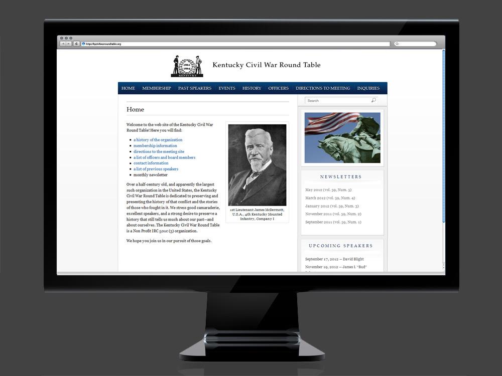 kentucky civil war round table website