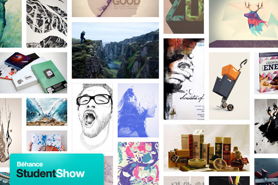 Behance Student Show