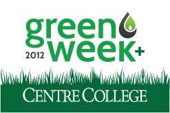 green week sticker