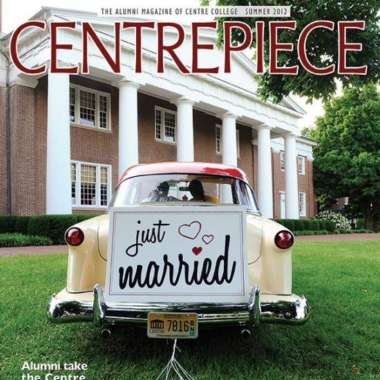 centrepiece Magazine Cover