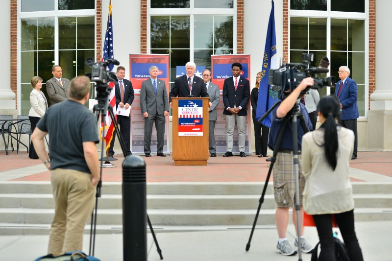 AARP Press Conference