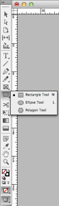 Choosing Objects from toolbar