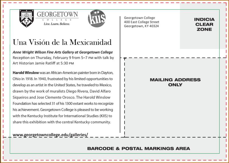postal example